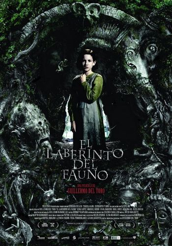 Pan's Labyrinth - Spanish movie with English subtitles