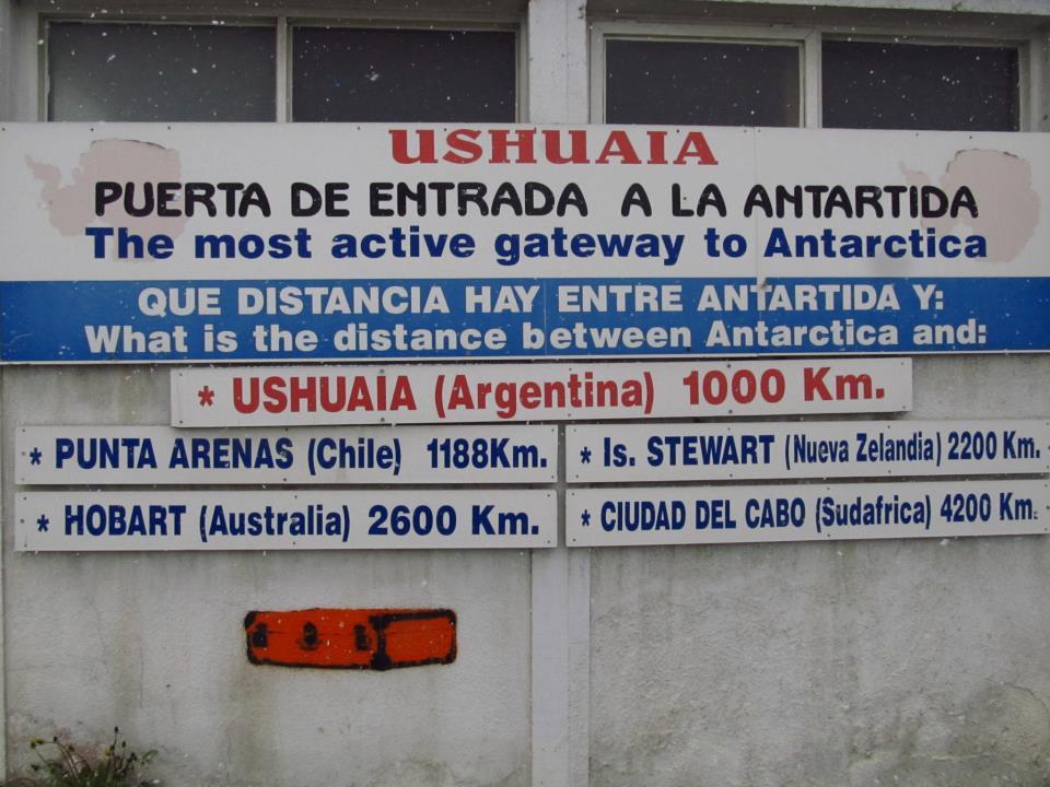 Cruise to Antarctica